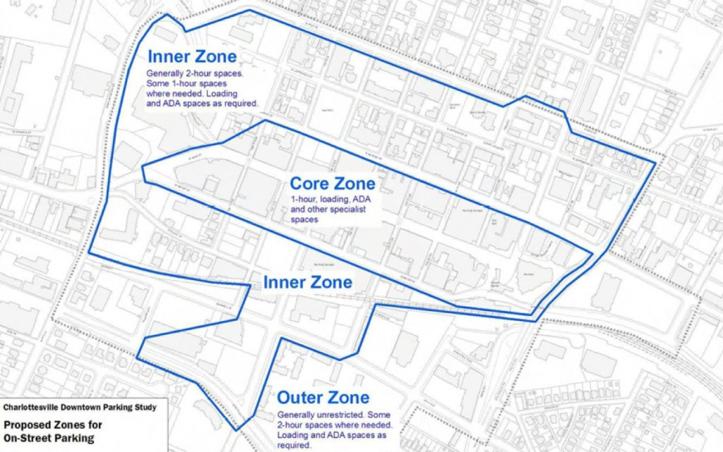 Downtown Charlottesville Parking Study_2